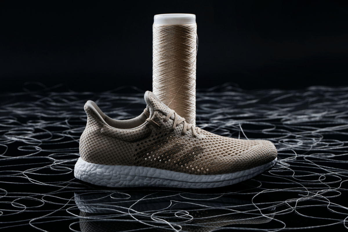 Adidas says that Futurecraft Biofabric could potentially become the strongest fully natural material in the world