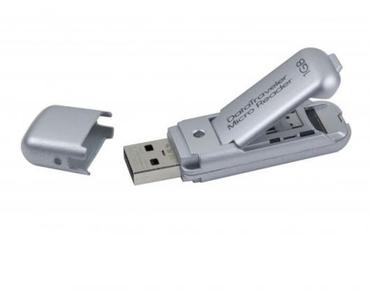Kingston DataTraveler Micro Reader