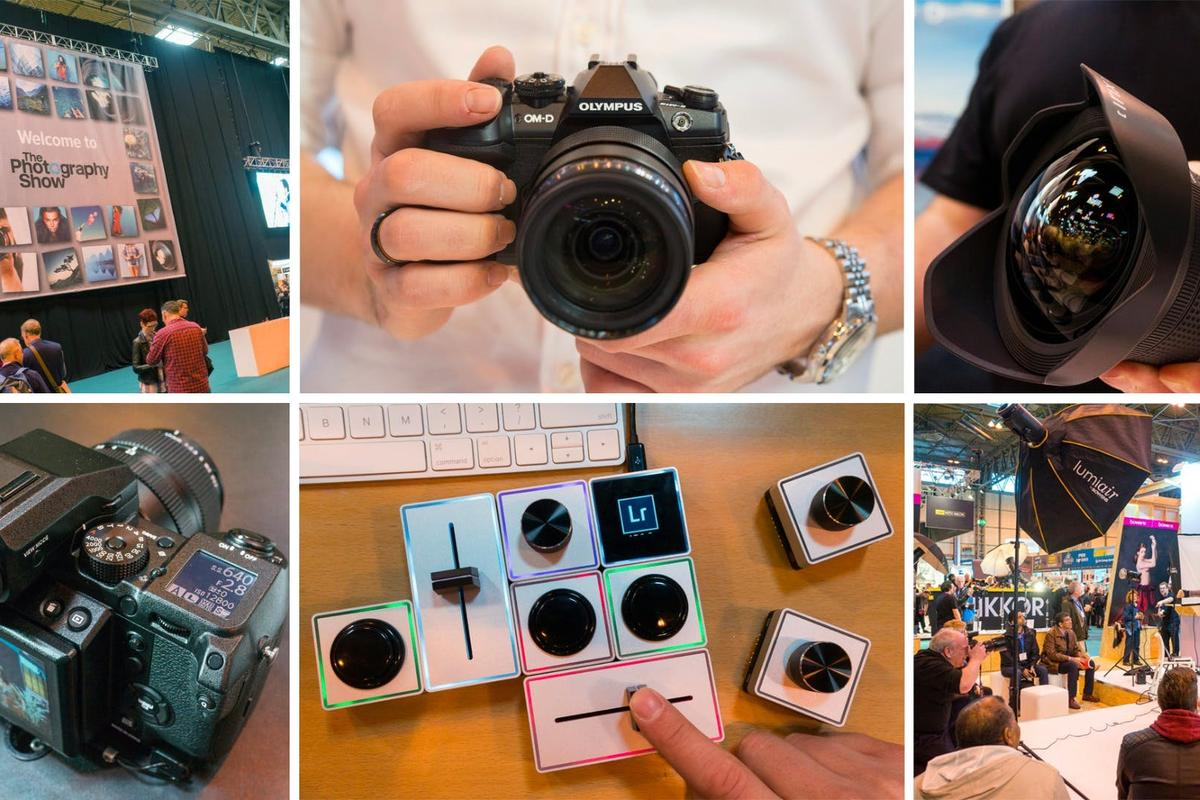 We look at some of the best cameras and photography gear on display at The Photography Show 2017