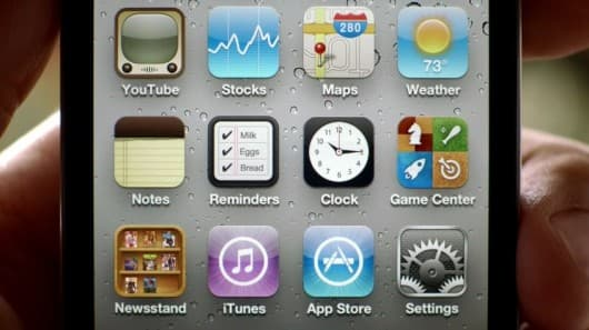 iPhone and iPod users have reported a variety of problems when trying to upgrade to iOS5 (Photo: Apple)