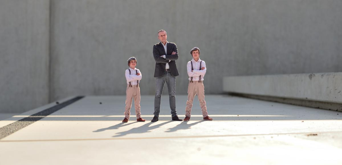 Twinkind's 3D scanning process is as quick and painless as having your photo taken