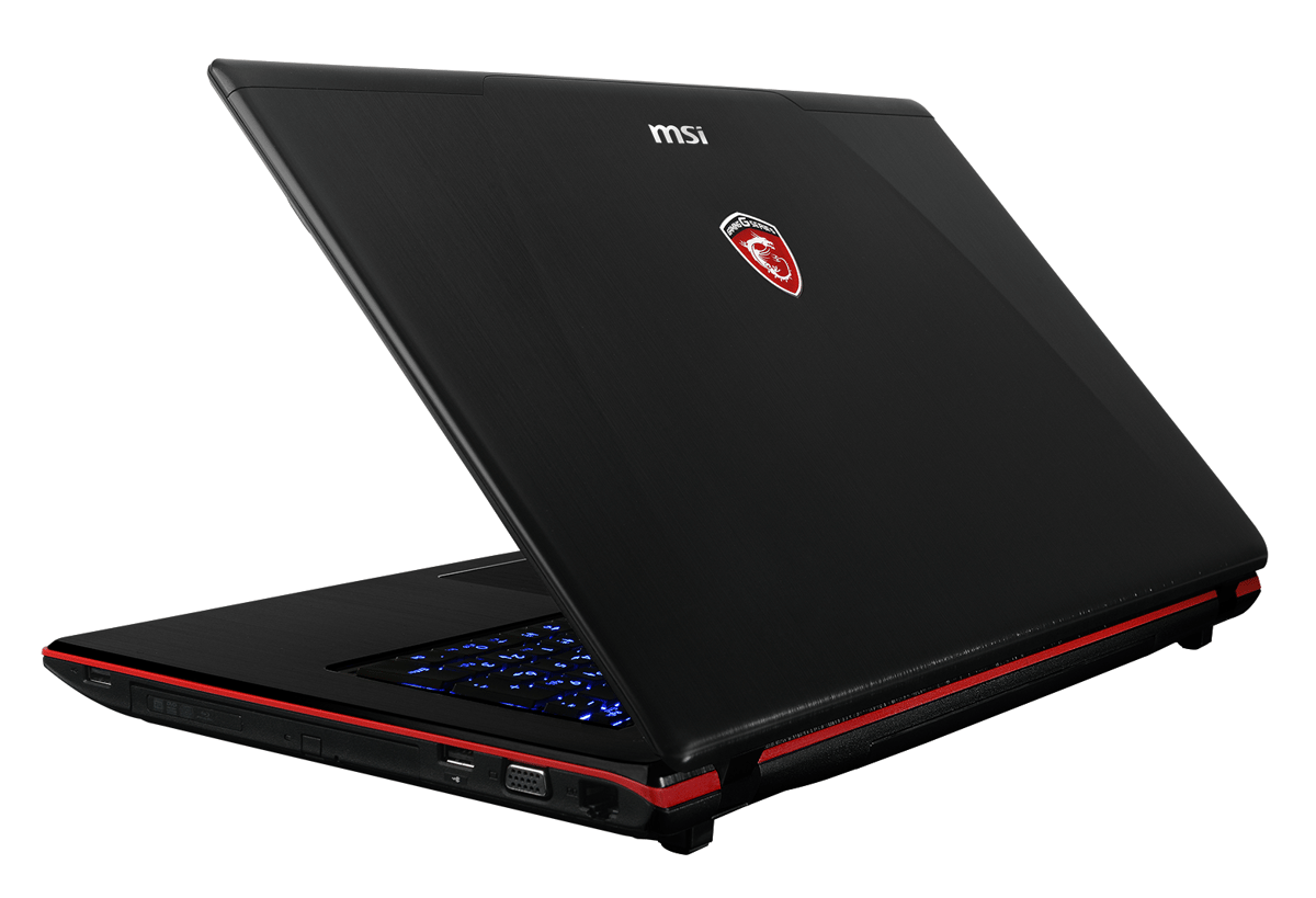 The GE Apache laptop comes in both 15.6 and 17.3-inch variations