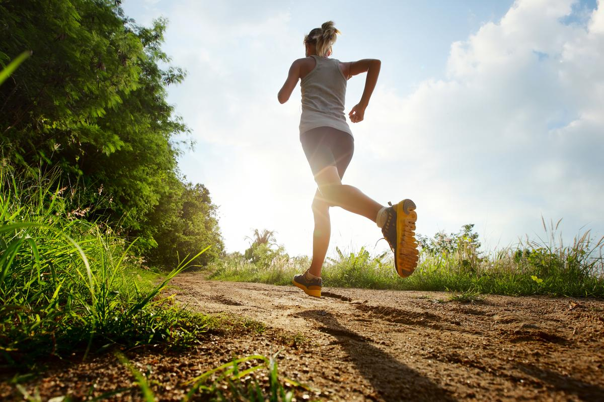 Exercise can be a solitary undertaking, but technology is increasingly coming along for the ride (Photo: Shutterstock)