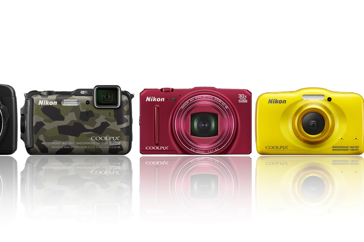 Nikon has introduced a number of new Coolpix cameras for 2014