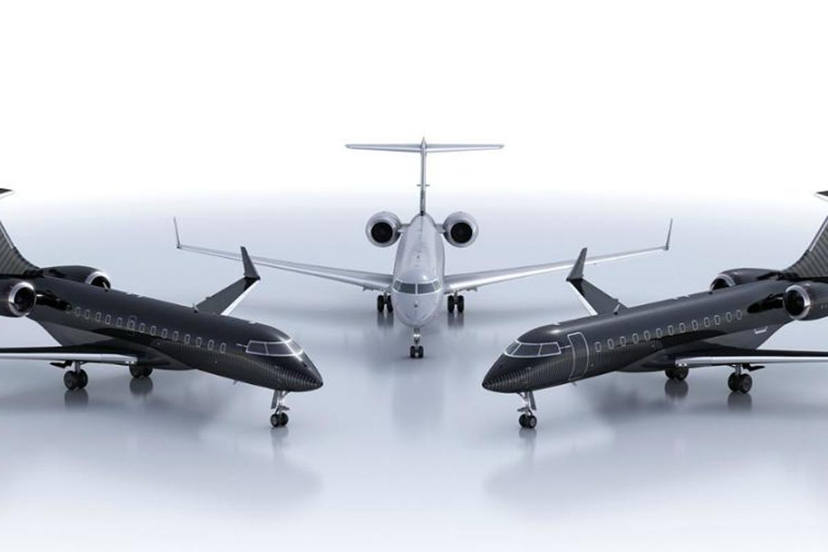 Brabus Private Aviation offers both interior and exterior customization