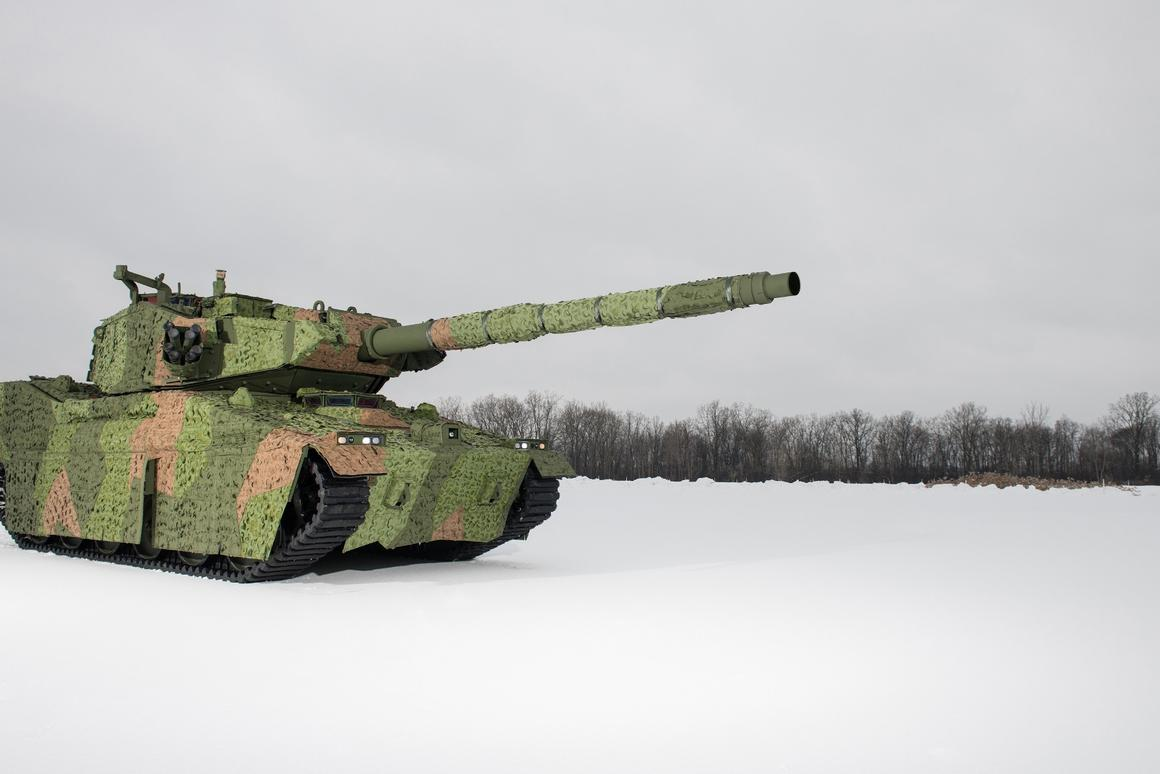 BAE Systems to develop new US Army armored vehicle for light