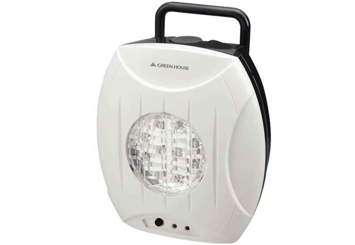 The GH-LED10WBW is intended for use in emergencies, and for recreation