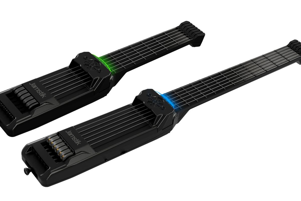The 3rd generation Jamstik 7 and Jamstik 12 smart guitars will be the subject of a Kickstarter campaign in March