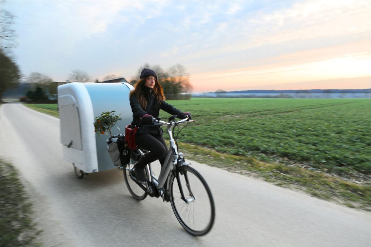A Wide Path Camper will set you back from €2,000 (US$2,170) (Photo: Wide Path Camper)
