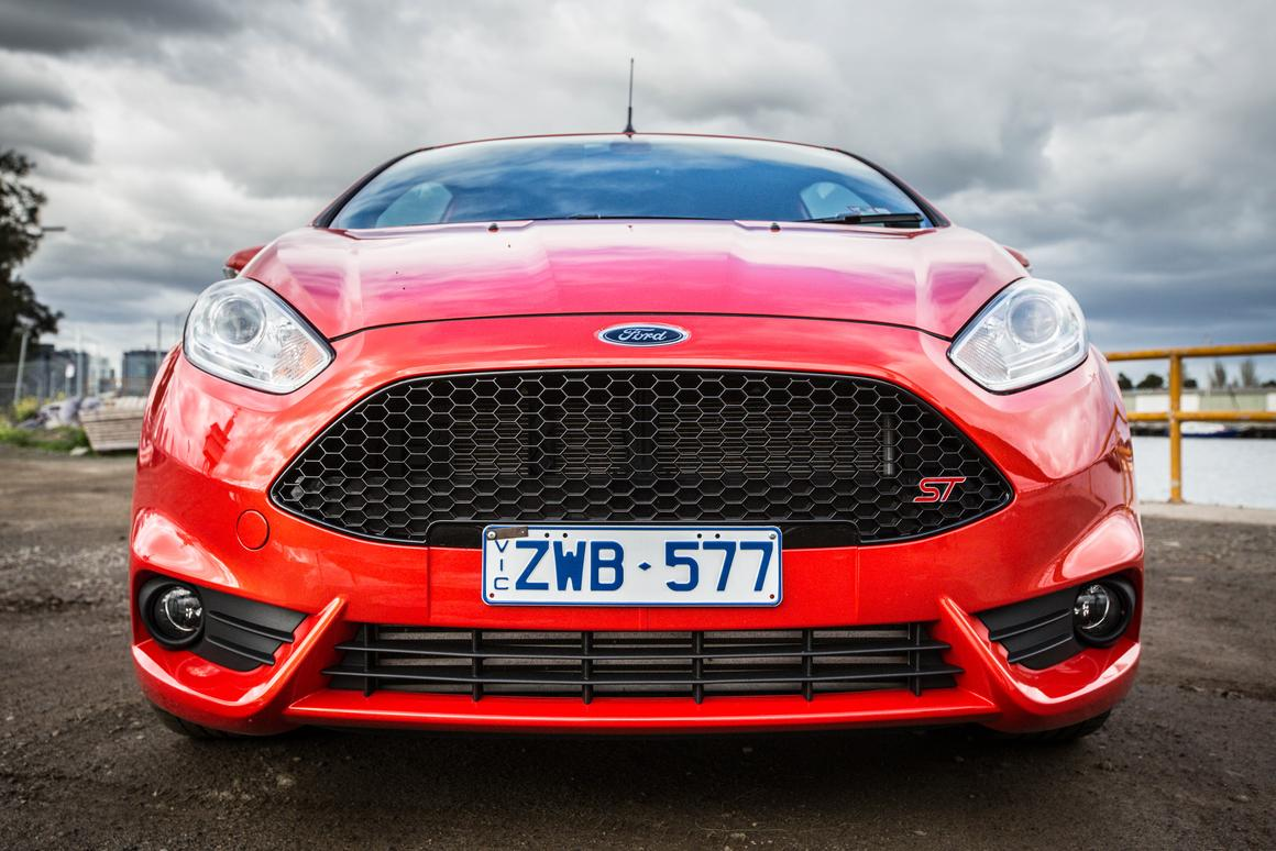 Two weeks with the 2014 Ford Fiesta ST