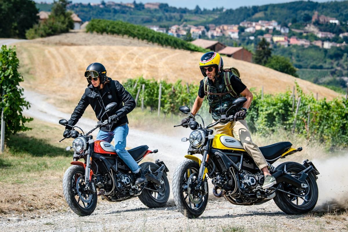 "2019 Ducati Scrambler: join the ""Joyvolution"""
