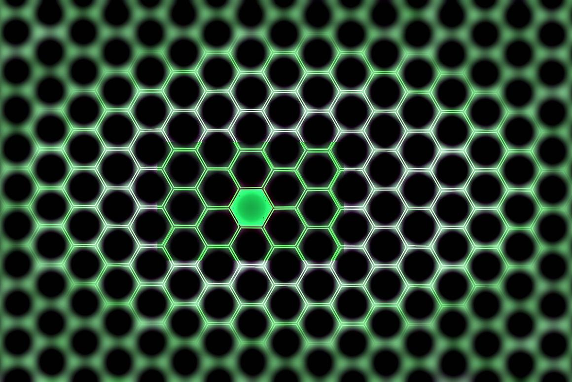 Scientists have discovered a way to trigger the superconducting properties of graphene without actually altering its chemical structure