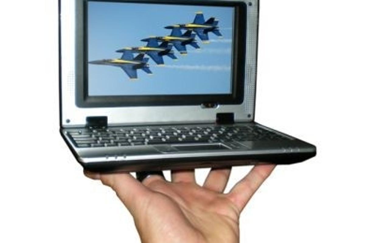 3K RazorBook 400 Mini Notebook