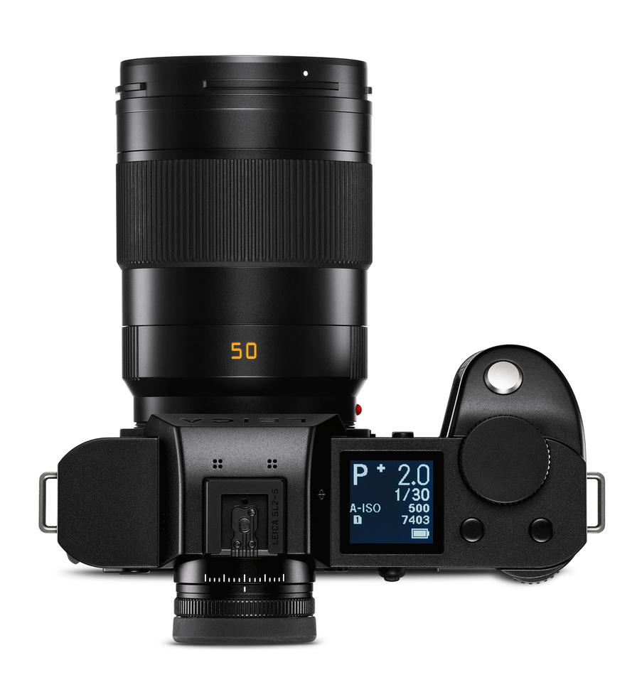 The SL2-S is compatible with with SL and TL lenses, and M, R and S glass with an adapter
