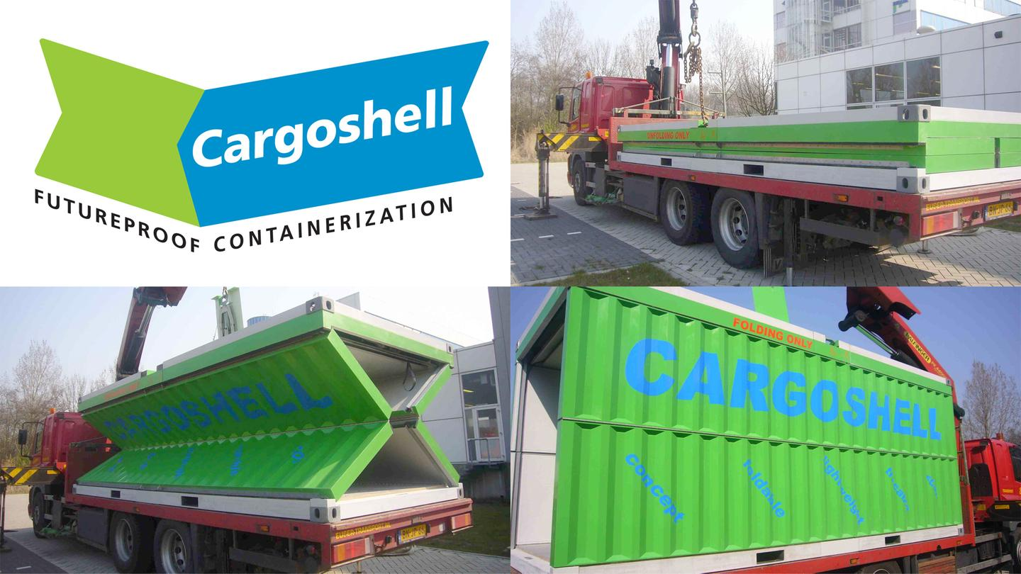 The ingenious Cargoshell - let's hope it is adopted