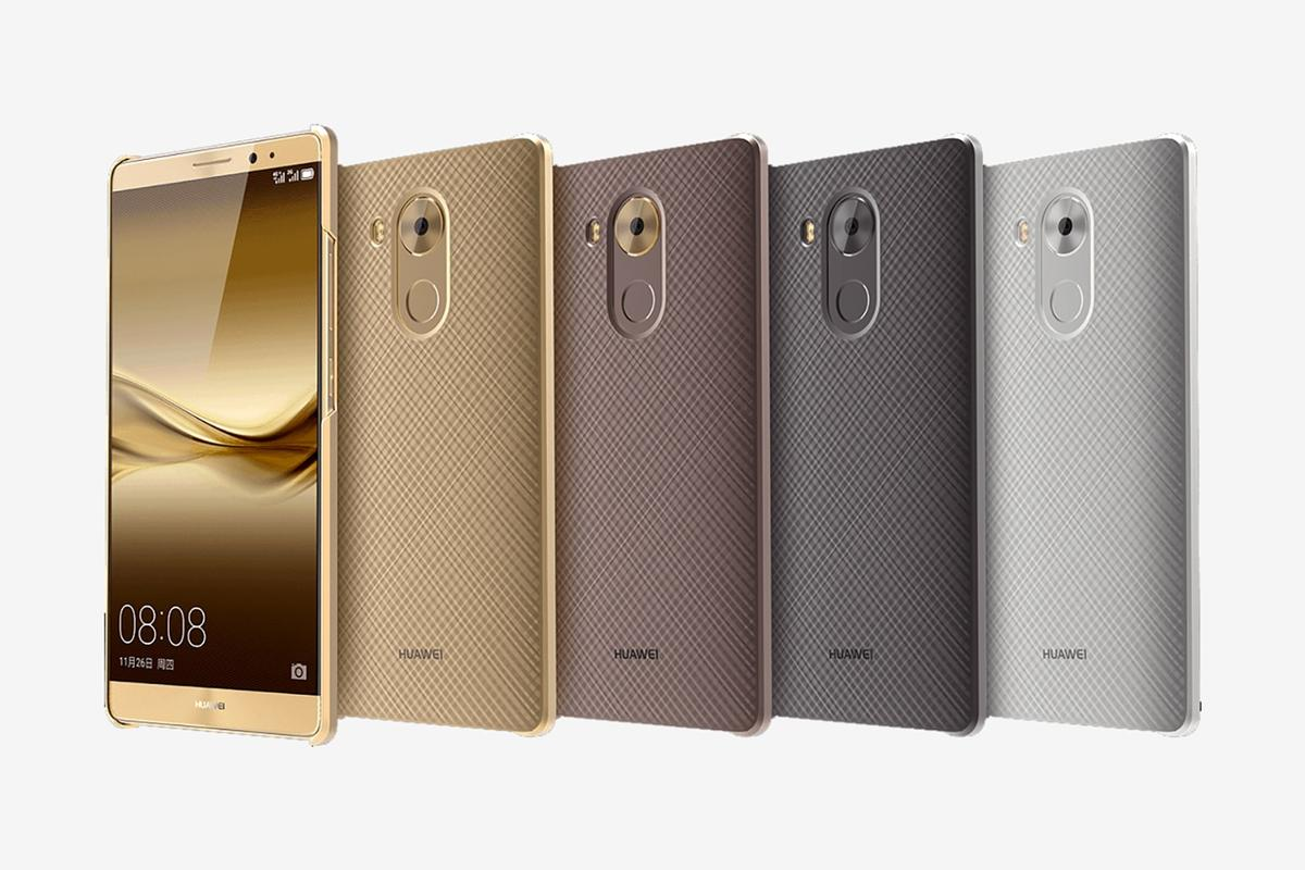 Huawei is showcasing its new products for 2016 at CES