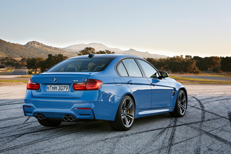BMW's new M3 Sedan