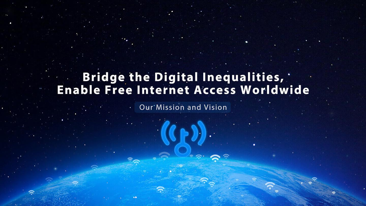"LinkSure Network says it's on a mission to bridge ""digital inequalities"" with its global satellite network"
