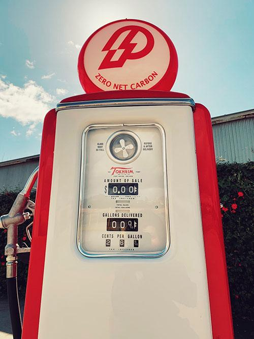 It won't be 26 cent a gallon, but Prometheus plans to make its gas competitive with traditional gas