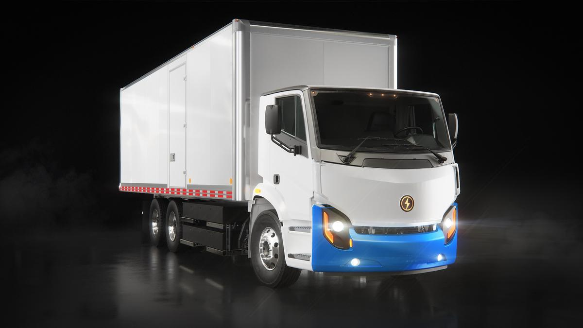 The Lion8 Class 8 Urban Truck will go into production in the latter half of 2019