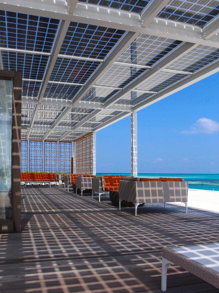 The Finolhu Villas project was designed by New York architecture firm Yuji Yamazaki Architecture (YYA)