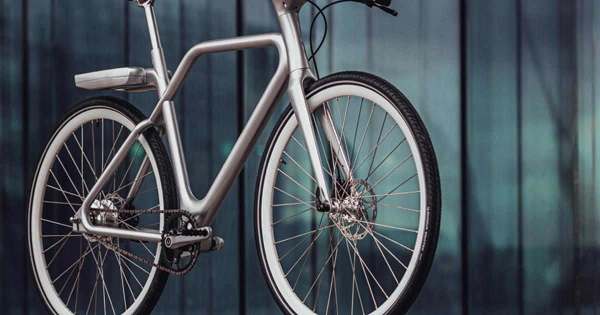 Angell ebike isn't stingy with the style