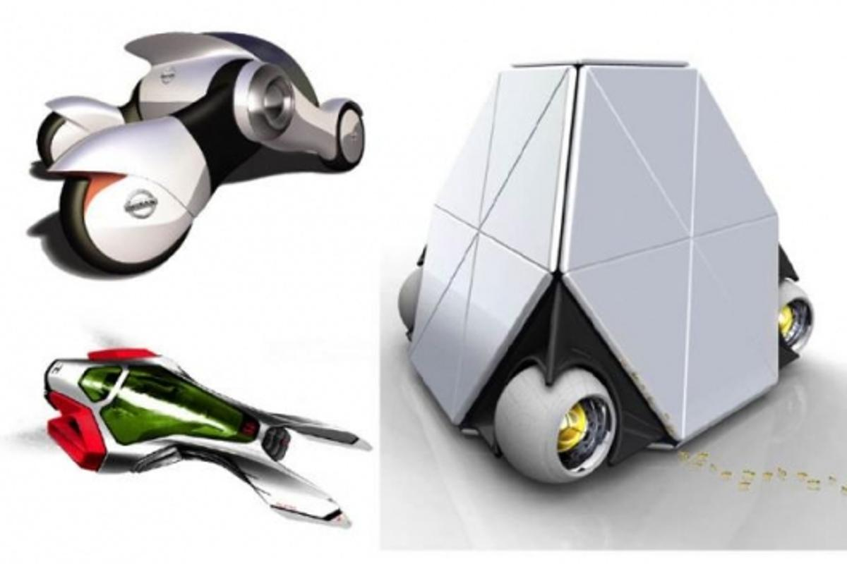 Cars of 2057