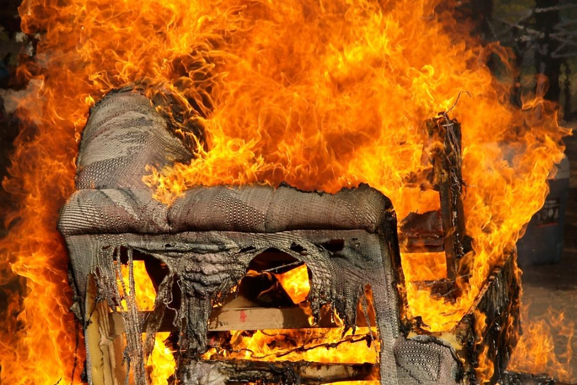 Flame-retardant coatings exist for a reason, but they may not need to be made from toxic substances