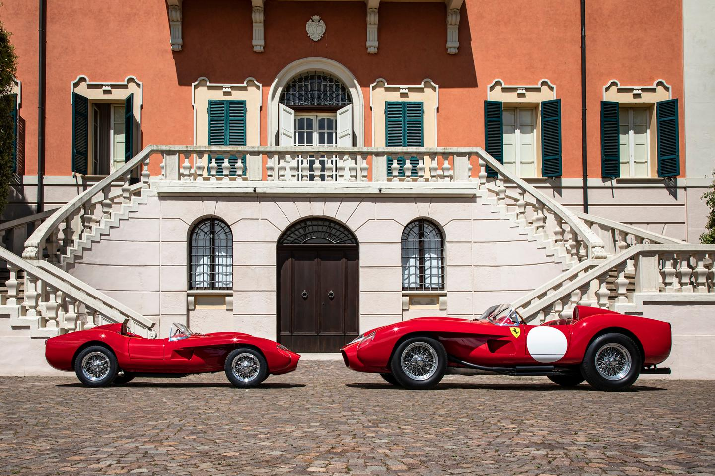 Ferrari's Testa Rossa J is a 75% scale replica of one of the most coveted vintage cars on the planet. Just 34 full-scale Ferrari 250 Testa Rossas were built, they won the 24 Hours of Le Mans three times, making the car not just one of the most beautiful in the world, but far-and-away the fastest road car in the world at the time.