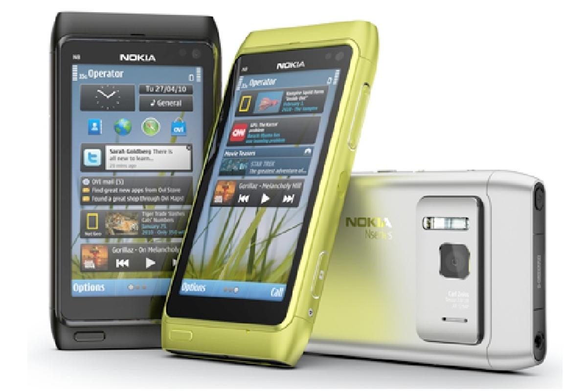 The Nokia N8 will come with a 12MP camera, HD video capabilities and the new Symbian^3 platform