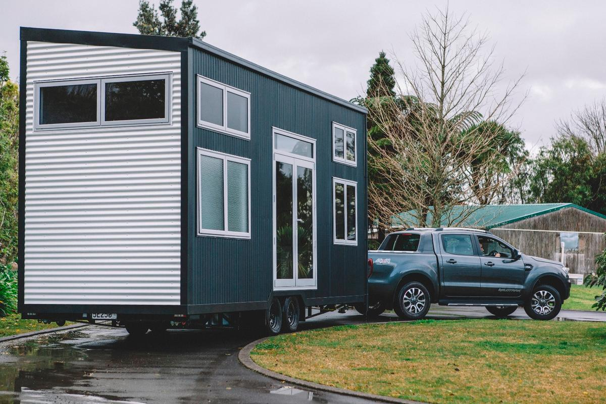 A turnkey version of the Millennial Tiny House will set you back NZD120,500 (US$86,700)