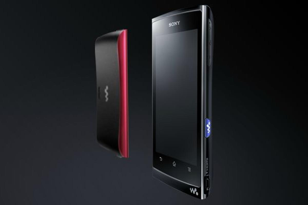 Running Android 2.3, the new Walkman comes with 4.3-inch WVGA (480x800) touchscreen and powered by NVIDIA Tegra 2 1GHz dual-core CPU platform