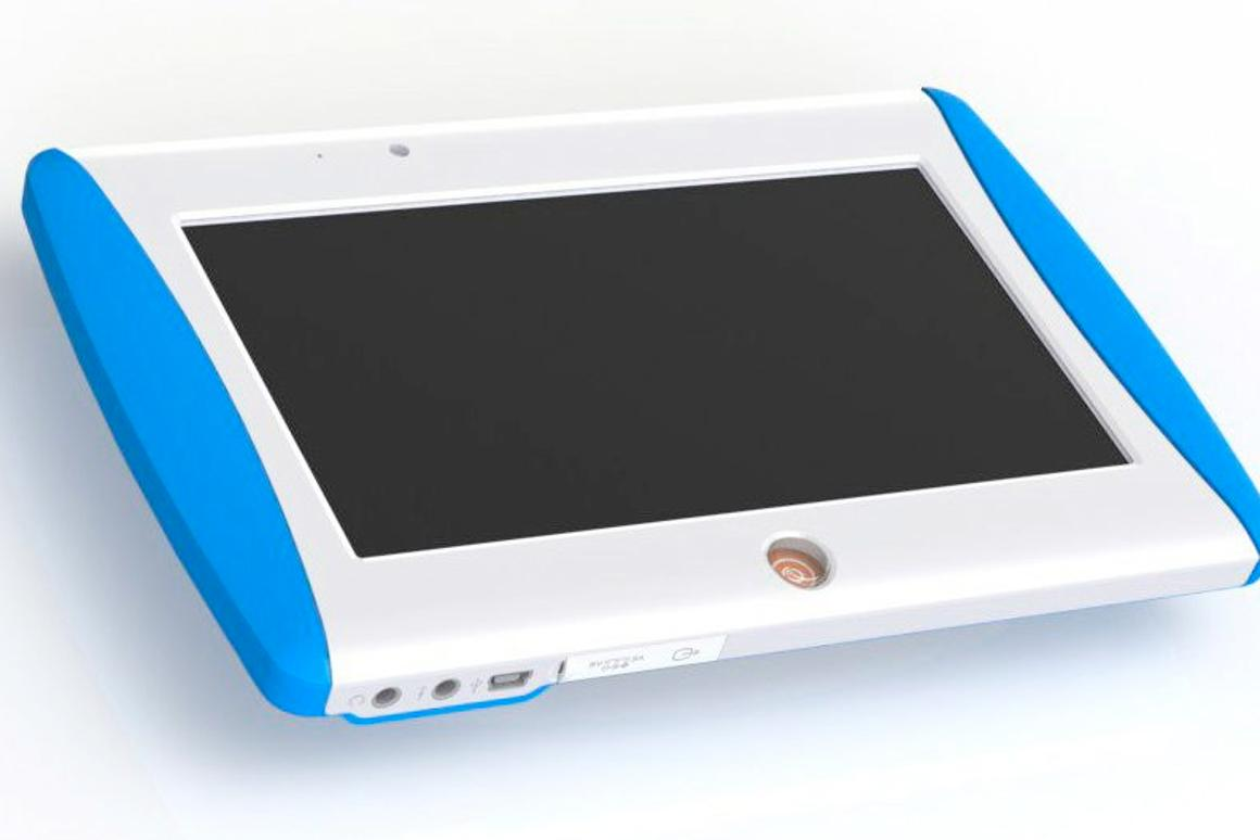 Oregon Scientific has revealed some technical specifications for its new MEEP! tablet for kids
