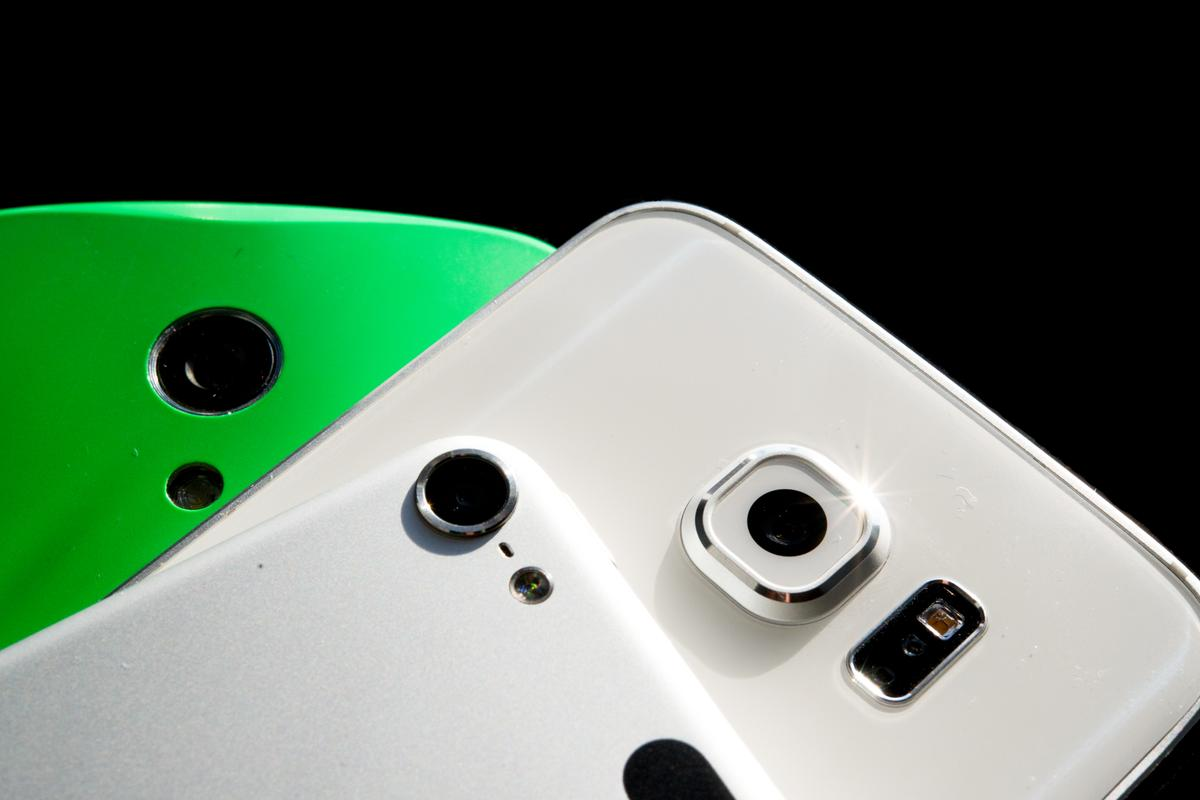 Gizmag looks at smartphone lens aperture, and why it's important
