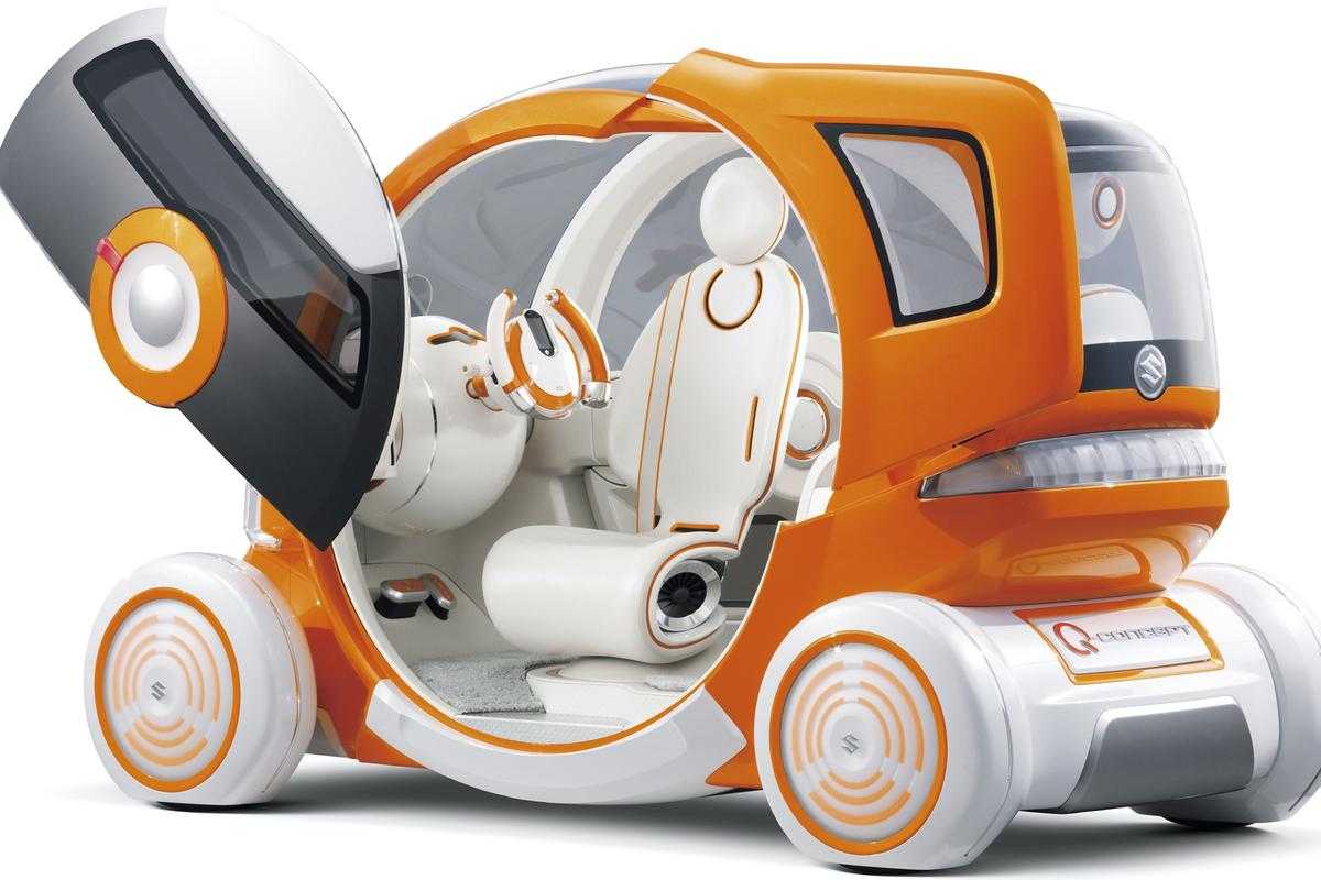 Suzuki's Q-Concept