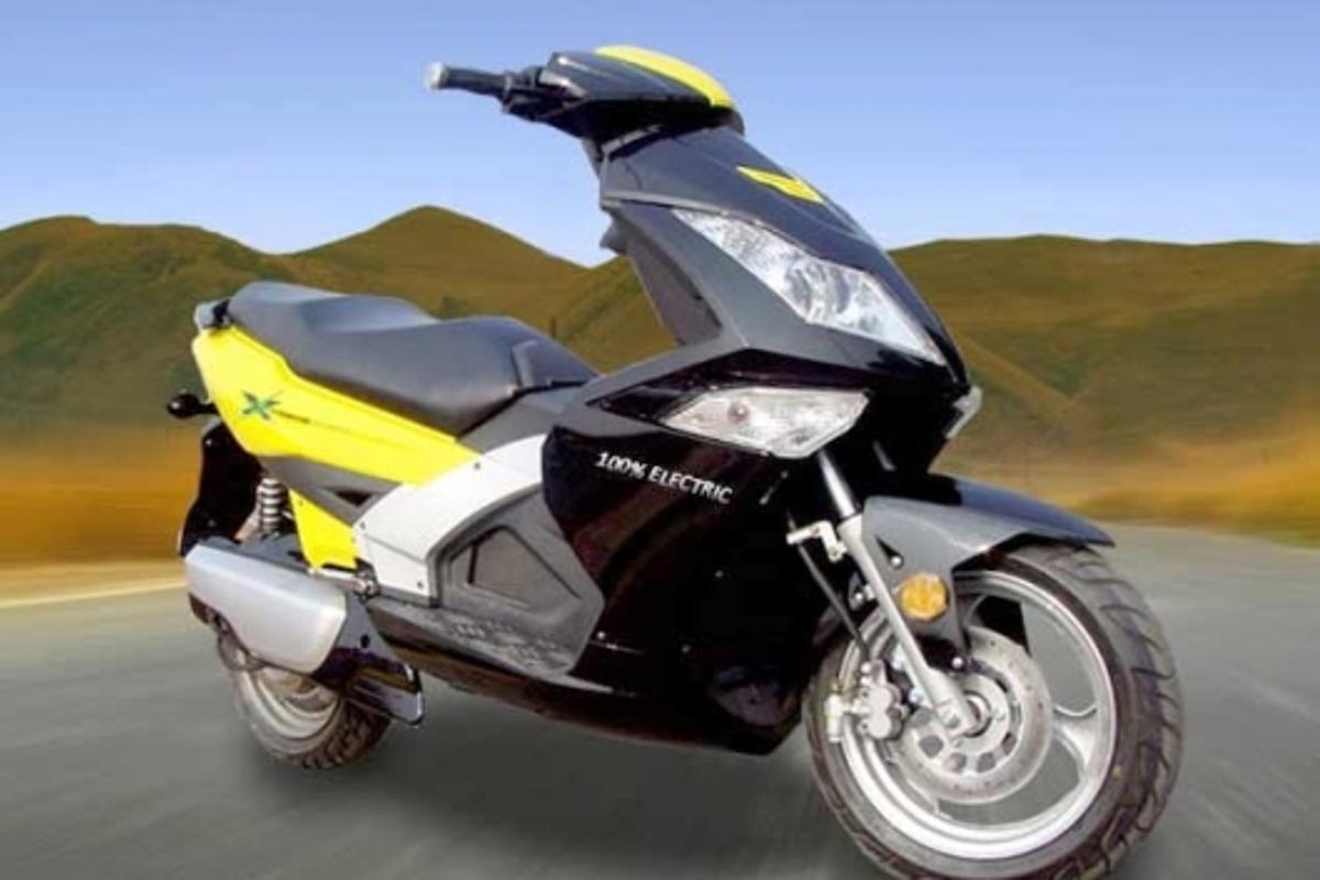 Xtremegreen's 4kW electric bike