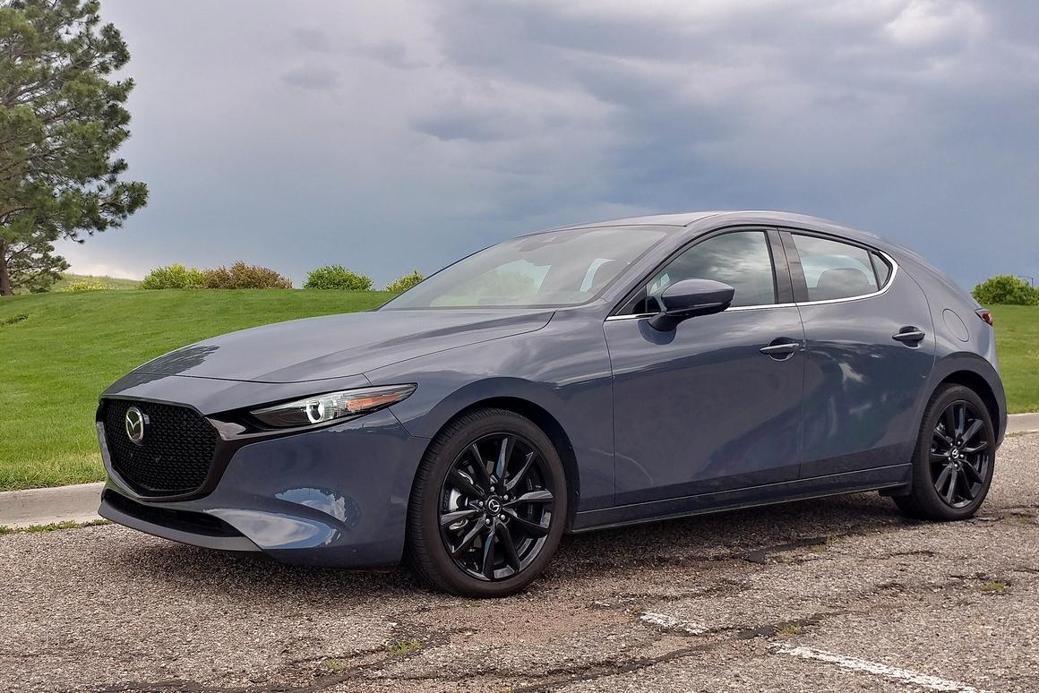 The fourth generation of the Mazda3 retains its excellent interior quality, spirited handling characteristics and balanced power output
