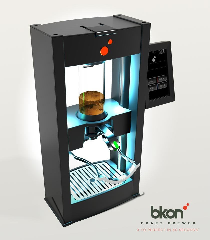 The BKON Craft Brewer – coming soon to a tea room near you?