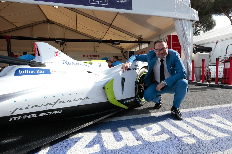 Automobili Pininfarina CEO, Michael Perschke