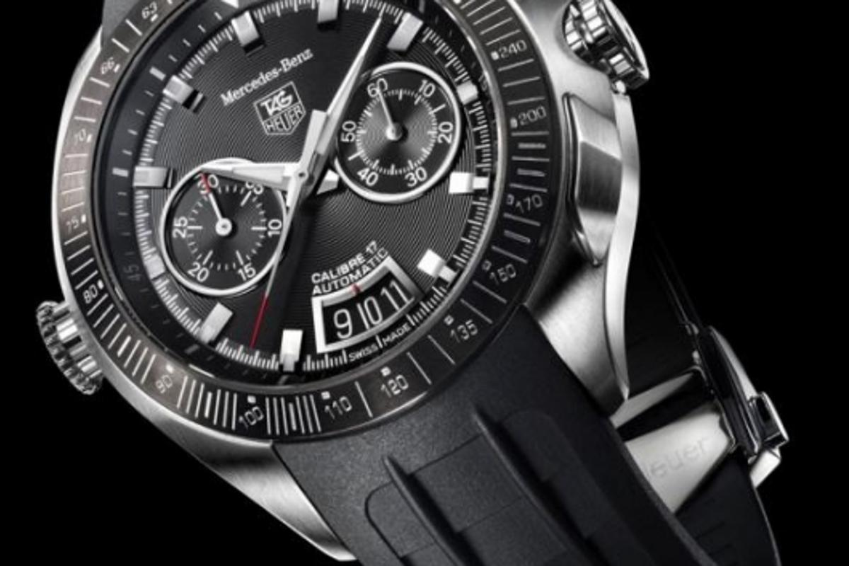 TAG Heuer SLR for Mercedes Benz