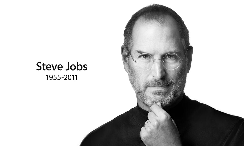 """""""Apple has lost a visionary and creative genius, and the world has lost an amazing human being."""""""