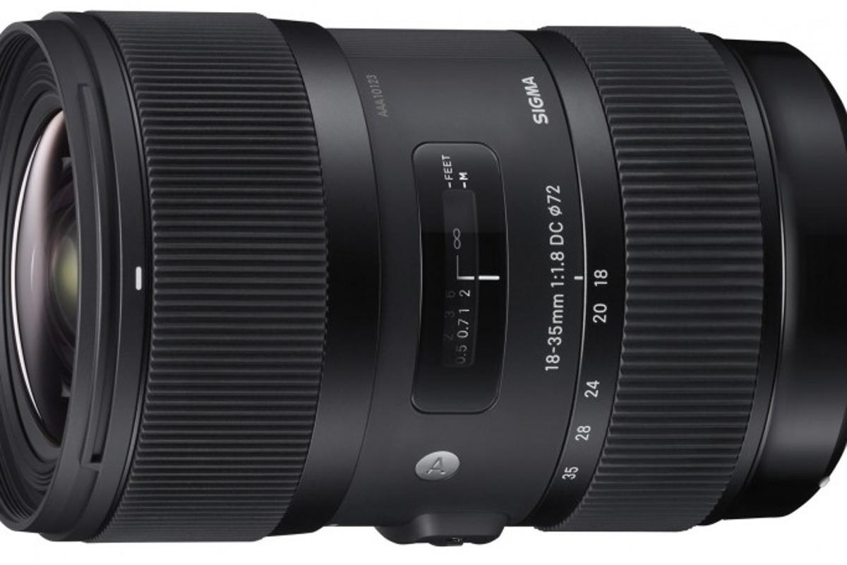 The Sigma lens mount conversion service means photographers can change their camera brand, but keep their lenses