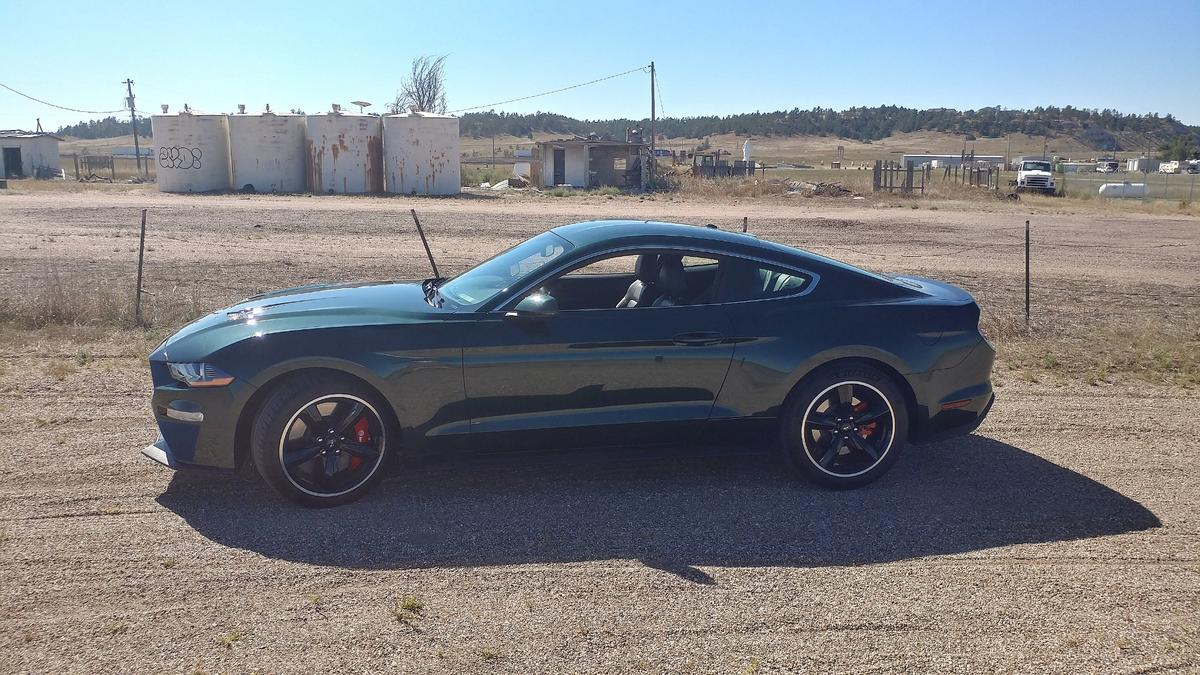 The 2019 Mustang Bullitt is based upon the Mustang GT. It's an appearance and performance package for the car that will be offered as a limited edition model
