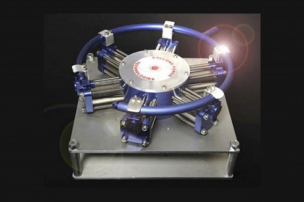 Cyclone Power Technologies - Waste Heat Engine