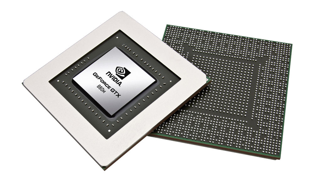 The new notebook GPUs provide a significant performance boost over their predecessors