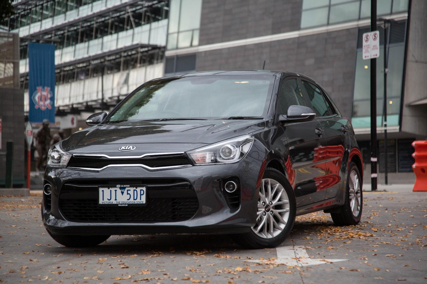 The new Kia Rio SLi is attractive, but it is let down by the powertrain under the hood