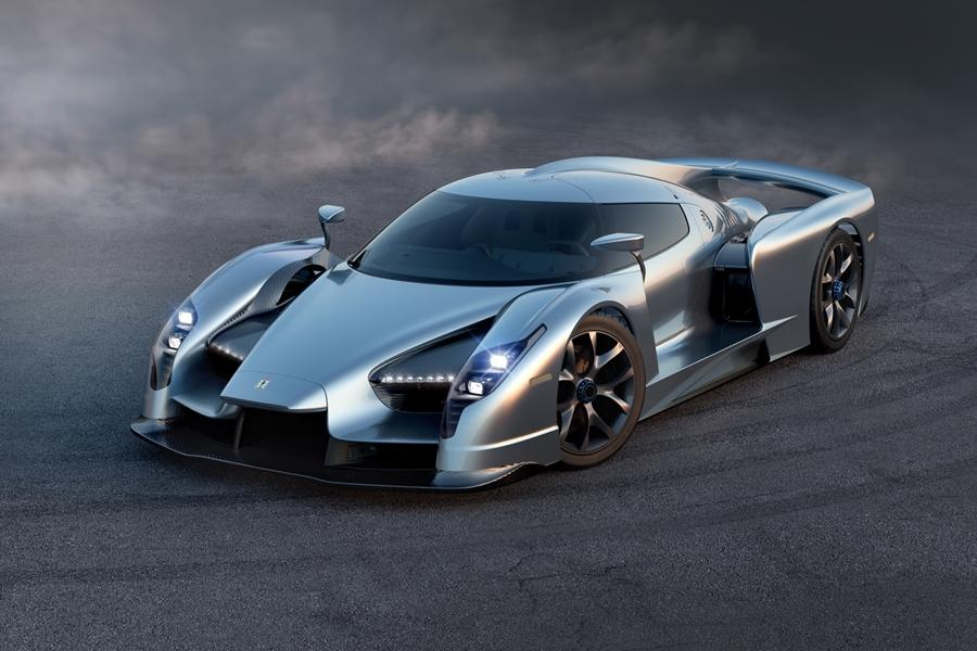 Scuderia Cameron Glickenhaus has unveiled road and race versions of its new SCG003