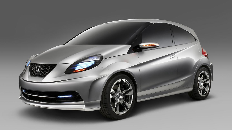 """Honda's """"new small concept"""""""