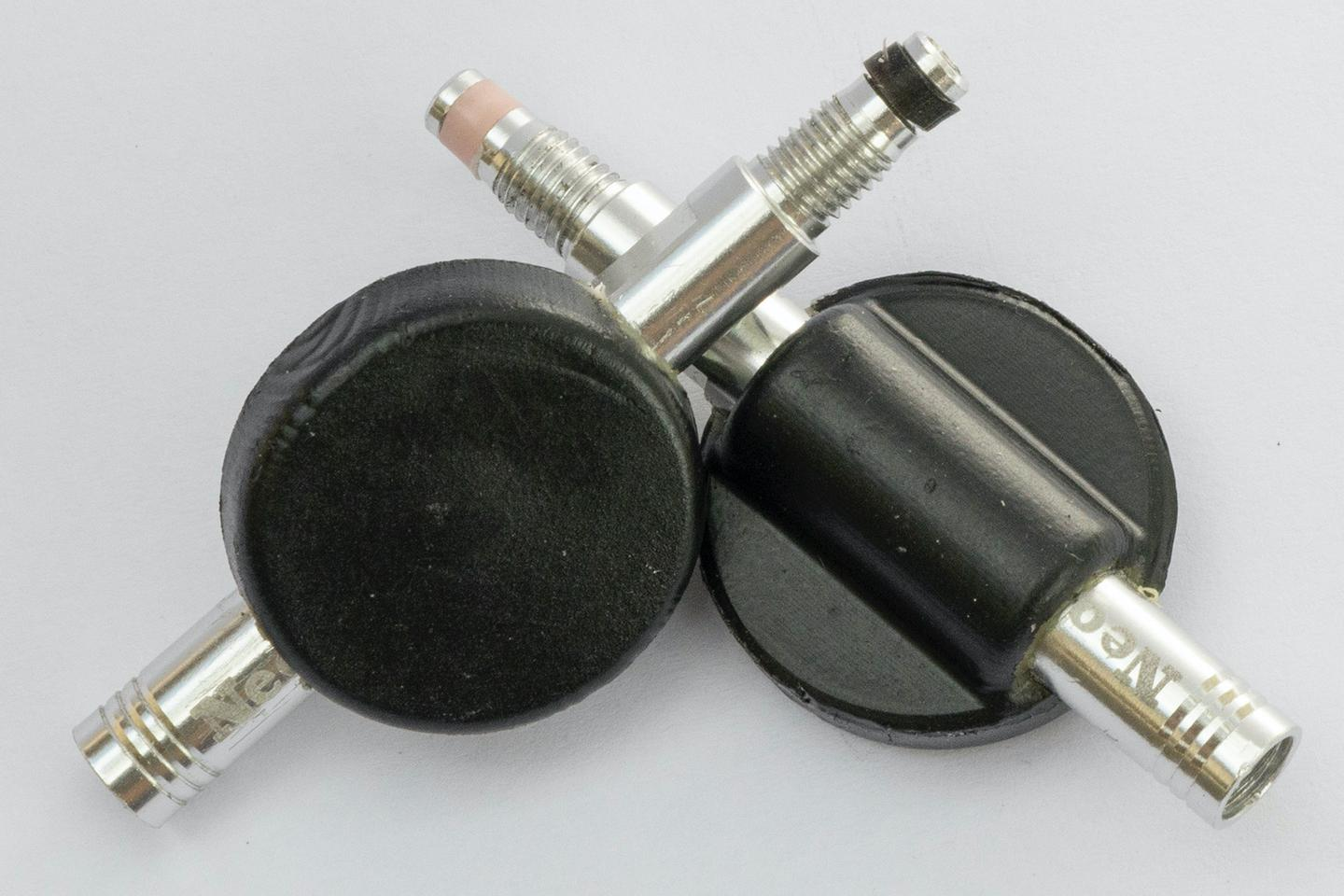 Each PSIcle sensor weighs a claimed 5 grams
