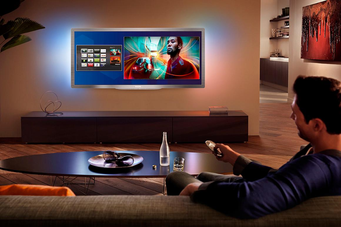 Philips new Cinema 21:9 Gold Series LED TV